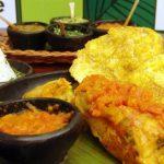 Cocina Típica Vallecaucana con un poema al Tamal