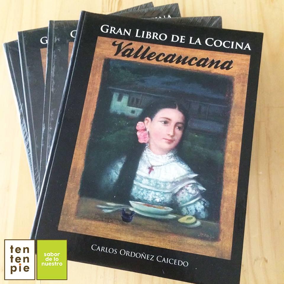 libro cocina vallecaucana